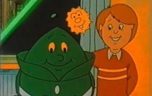 """Cor luvaduck, Greenie!"""
