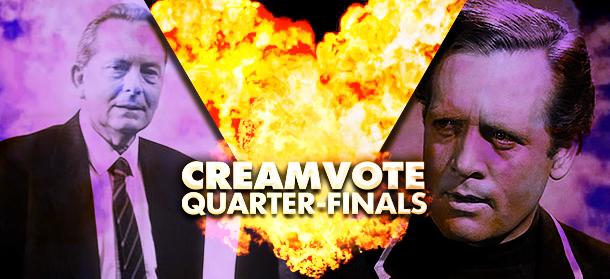 Creamvote quarter-final #1