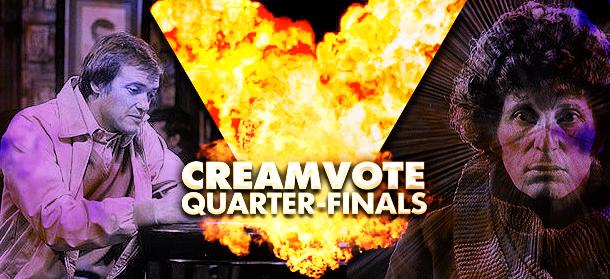 Creamvote quarter-final #2