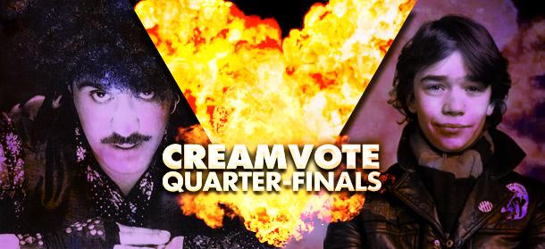 Creamvote quarter-final #3