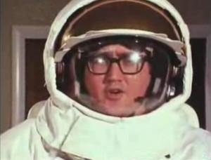 Space Burke!