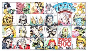 It's the big prog 500 wraparound - how many can you name?