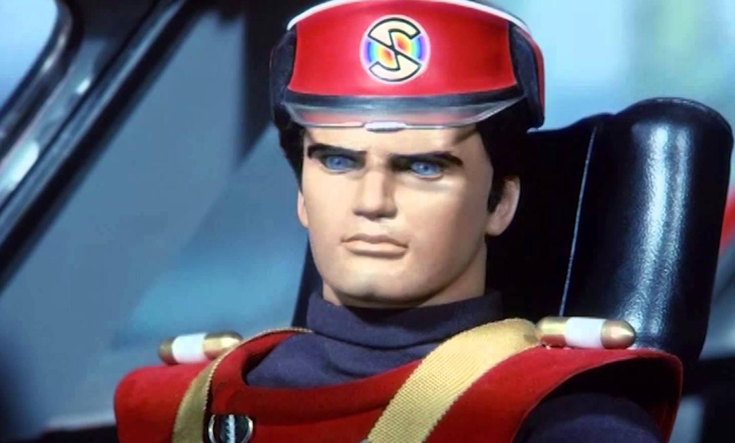 Captain Scarlet – TV Cream