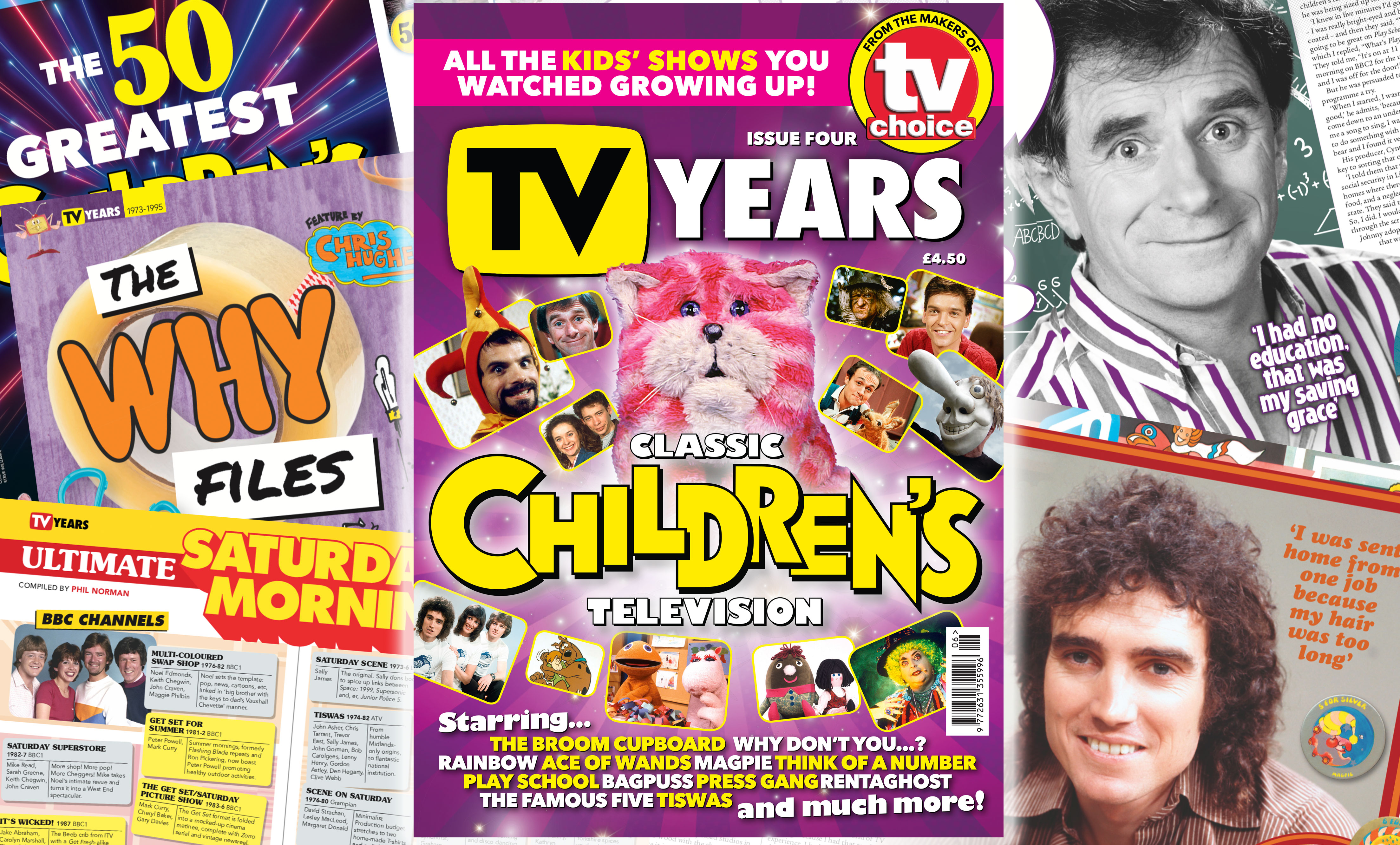 TV Years Classic Children8217s Programmes