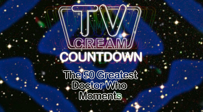 Here they all are - the 50 Greatest Doctor Who Moments