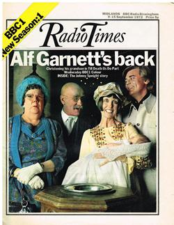 This week's - ner ner ner -  Radio Times!
