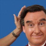 Simon Cartwright as Bob Monkhouse