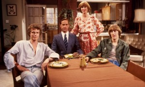 Wendy and co prepare to tuck into another course of comically distasteful middle class guilt and gainsaying
