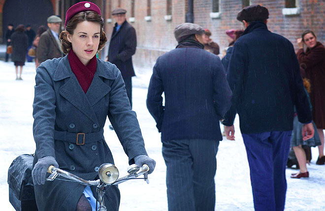 Call The Midwife had arrived on Sunday nights on BBC1 in early 2012