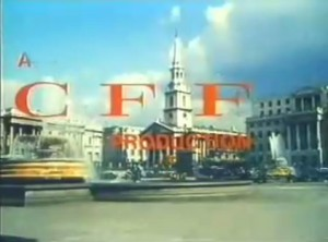 The original Trafalgar Square ident