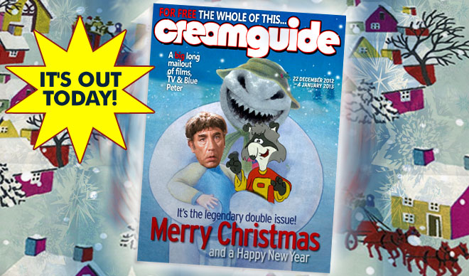 It's the Christmas Creamguide!