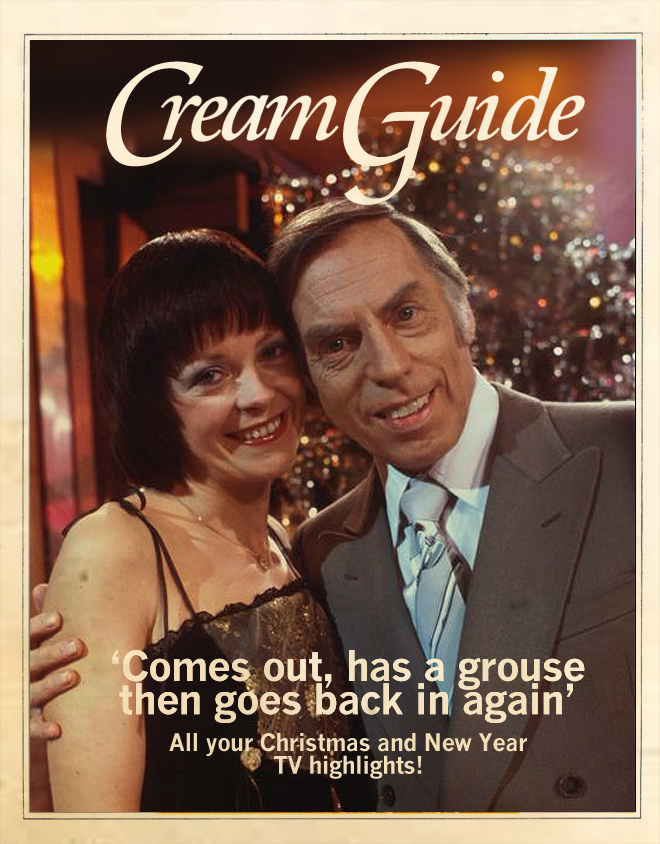 Have a cracking Christmas... with Creamguide!