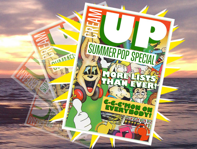 The Creamup Summer Special 2013