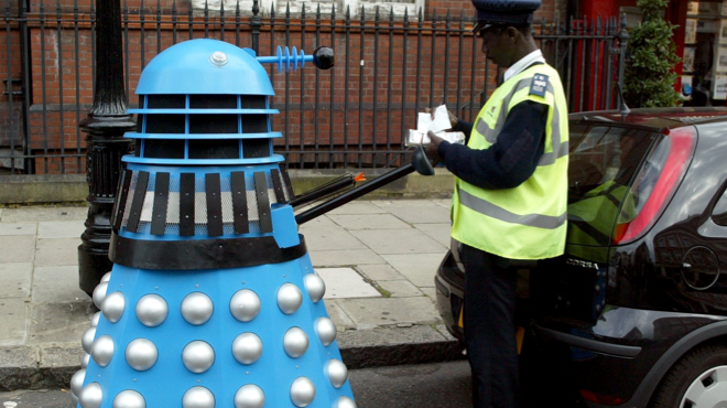 I - REFUSE - TO - PAY - THE - CONGESTION - CHARGE! EXTERMINATE - BORIS - JOHNSON!