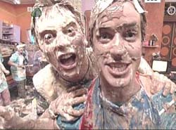 Kevin Eldon and Mark Heap