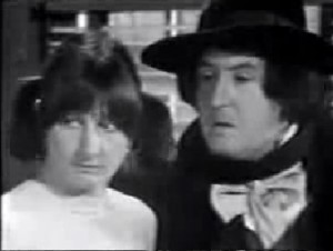 Tony Hughes goes for the Baker-Troughton mash-up