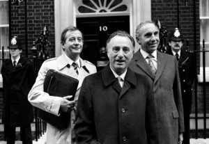 """""""Another series, Humphrey?"""" """"Yes, prime minister"""""""
