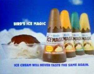 Ice Magic! And it were, weren't it?