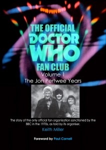 The Official Doctor Who Fanclub: Vol 1