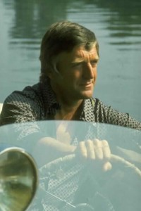 Parky applies his journalist nous to steering a floaty thing across some wet stuff
