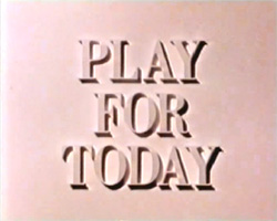 Play for Today, 1982: The final, and rather dull, mid-'80s BBC2 ident-prefiguring logo.