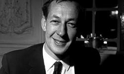 Brian Matthew, immediately prior to rumination on Dennis Potter and the rise of the 'Graphic Novel'