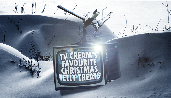S'now't much on the telly, if you get our drift (ho ho!)