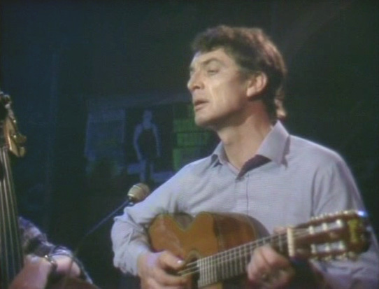 Jake Thackray and Songs – TV Cream