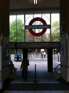 Next stop, verdant Shepherd's Bush!